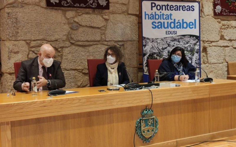 """Ponteareas intégrase oficialmente no """"Eixo Atlántico"""""""
