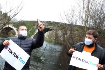 Ponteareas lanza o concurso de vídeos en galego @TikTokTea