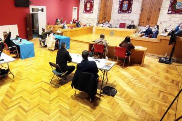 Ponteareas aproba en pleno municipal a modificación da ordenanza sobre a zona azul