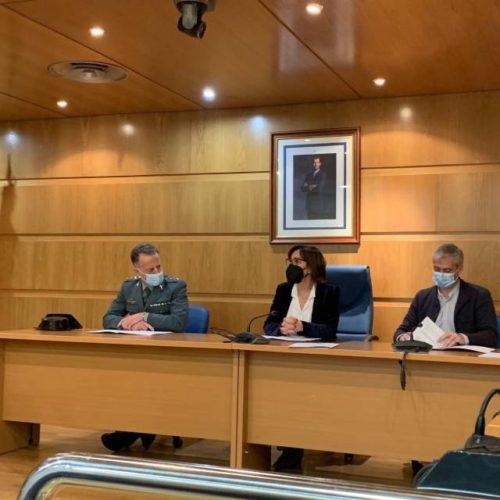 """O Porriño renovou o protocolo """"Vioxén"""" contra a violencia de xénero"""