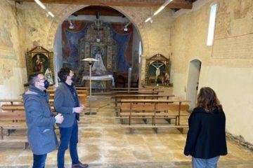 A Xunta mellorará o Santuario de Arante, en Ribadeo