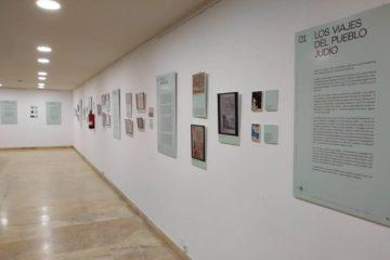 """Tui acolle a exposición """"Viaxes Xudías"""" da Biblioteca Nacional de Israel"""