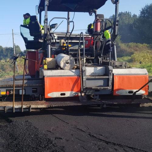 A Deputación de Lugo mellora 11 estradas provinciais de 10 concellos