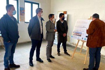 Xunta de Galicia comeza as obras da nova escola da Guarda
