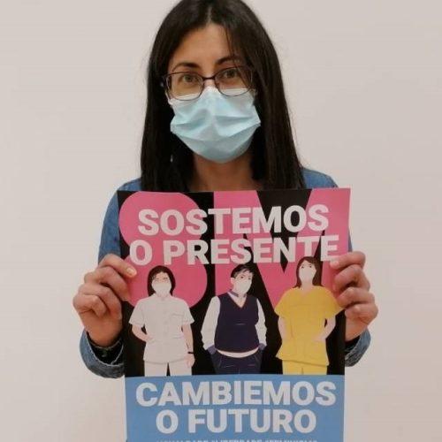BNG A Guarda denuncia a precariedade laboral das mulleres na Covid