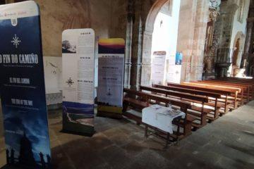 """O proxecto """"O fin do Camiño"""" foi presentado en Castroverde (Lugo)"""