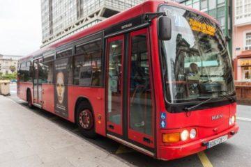 Concello da Coruña ten avaliación legal para estender liñas de bus até Oleiros, Culleredo e Arteixo