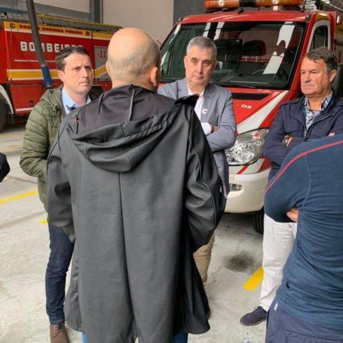 Deputación da Coruña abre liñas de axudas para as agrupacións de Protección Civil
