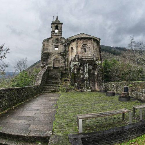 """O mosteiro de Caaveiro, protagonista do """"Documento do mes"""" do Arquivo da Deputación da Coruña"""