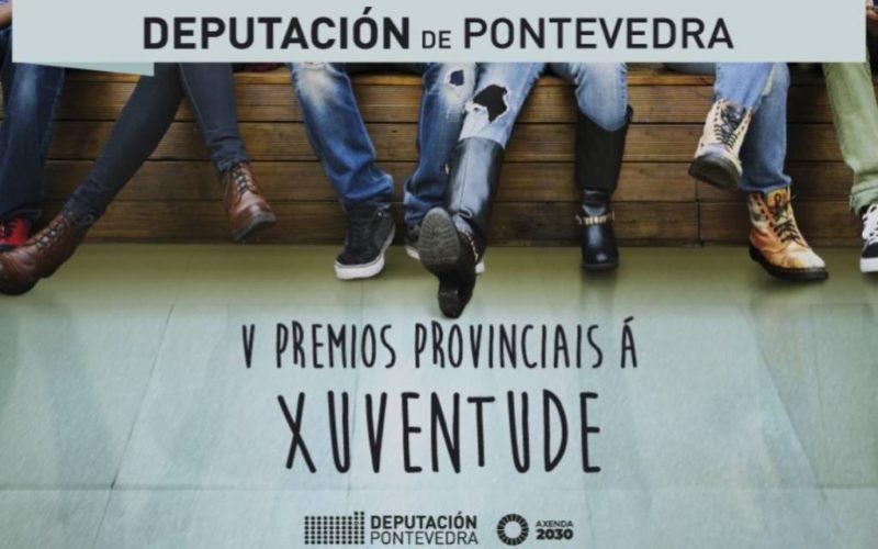 Deputación de Pontevedra lanza os V Premios da Xuventude