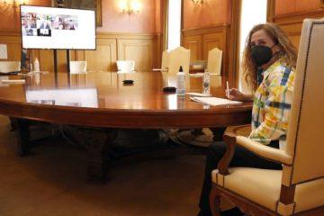 Deputación de Pontevedra súmase ao grupo de traballo da rede Axenda 2030