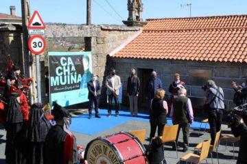 O Pereiro de Aguiar celebrou o 250 aniversario do coronel Cachamuíña