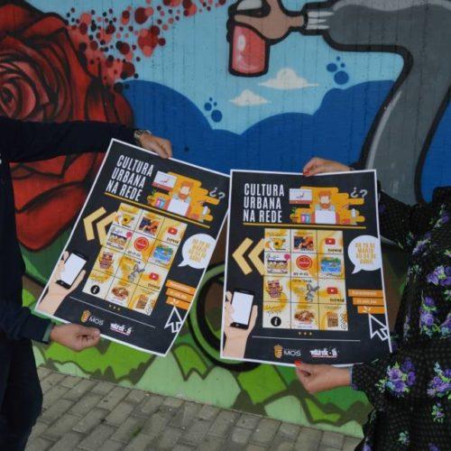 """Semana da Cultura Urbana nas redes"" en Mos"