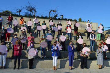 Mos homenaxea ás súas 60 heroínas do Servizo de Axuda no Fogar