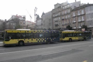"""Persoal de """"Urbanos de Ourense"""" podería retomar a folga indefinida"""