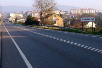 PSOE Ponteareas anuncia anteproxecto do novo vial da A52 coa Nacional 120
