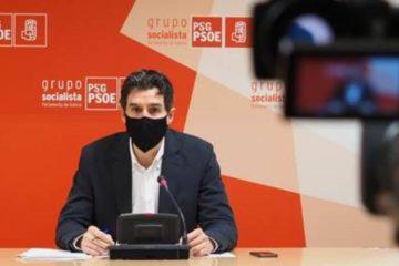 """PSdeG denuncia o """"silencio de Feijóo"""" ante a corrupción do PP"""