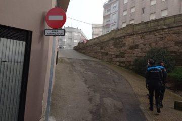 Ponteareas peonaliza a rúa Baratillo e abre ao tráfico a de San Roque