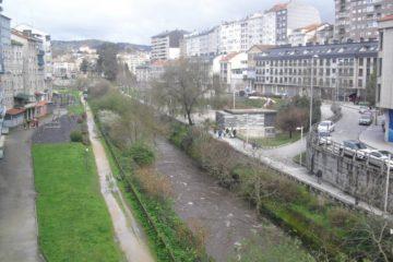 Concello de Ourense e CHMS construirán un sistema de retención de flotantes na conca do río Barbaña