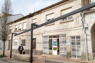 Tomiño prepara o terreo para a construción da biblioteca municipal