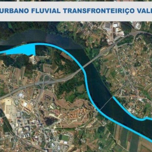 Em estudo a criação do Parque Urbano Fluvial Transfronteiriço Valença Tui