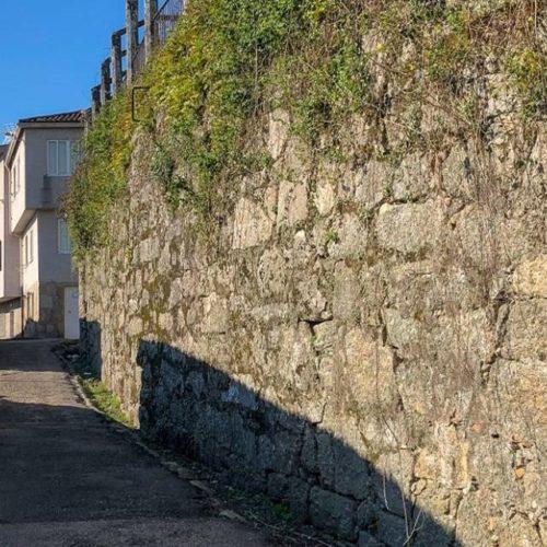 Tui humanizará a travesía de San Domingos destacando o seu patrimonio histórico