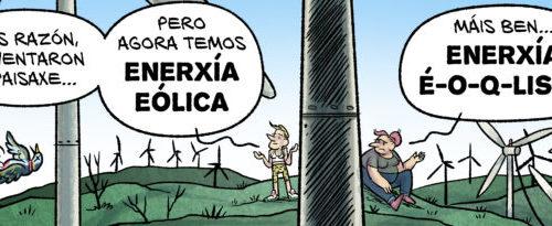 Chas Carras Chas – Enerxía eólica
