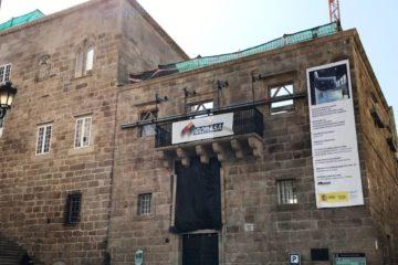 O BNG denuncia un novo atentado contra o patrimonio en Ourense ante a pasividade da Xunta de Galicia