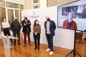 """Inés Rey: """"seguiremos traballando por levar a cultura á cidadanía coruñesa"""""""