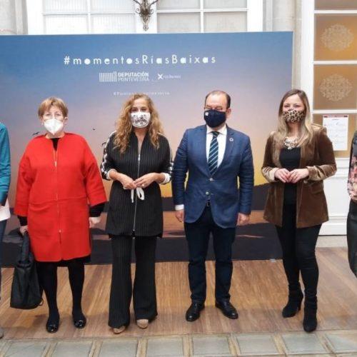 Deputación de Pontevedra e a USC asinan convenio para rescatar a memoria das galegas da emigración