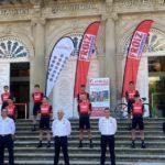Pontevedra súmase á festa do ciclismo coa presentación do Grupo Deportivo Supermercados Froiz