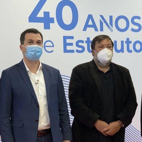 """Gonzalo Caballero reafirmou o compromiso """"federalista e galeguista"""" do PSdeG"""