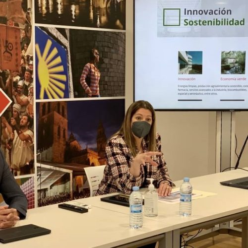 Primeira reunión previa á constitución da Mesa para a Diversificación Industrial de Lugo