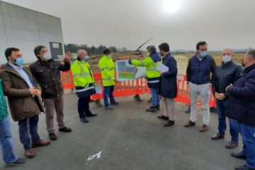 "A Xunta amplía o ""Parque Empresarial das Gándaras"" en Lugo"