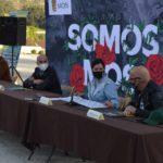 """Juáncho, escritor de raíces mosenses, presenta o seu libro """"Na procura do medo esquecido"""""""