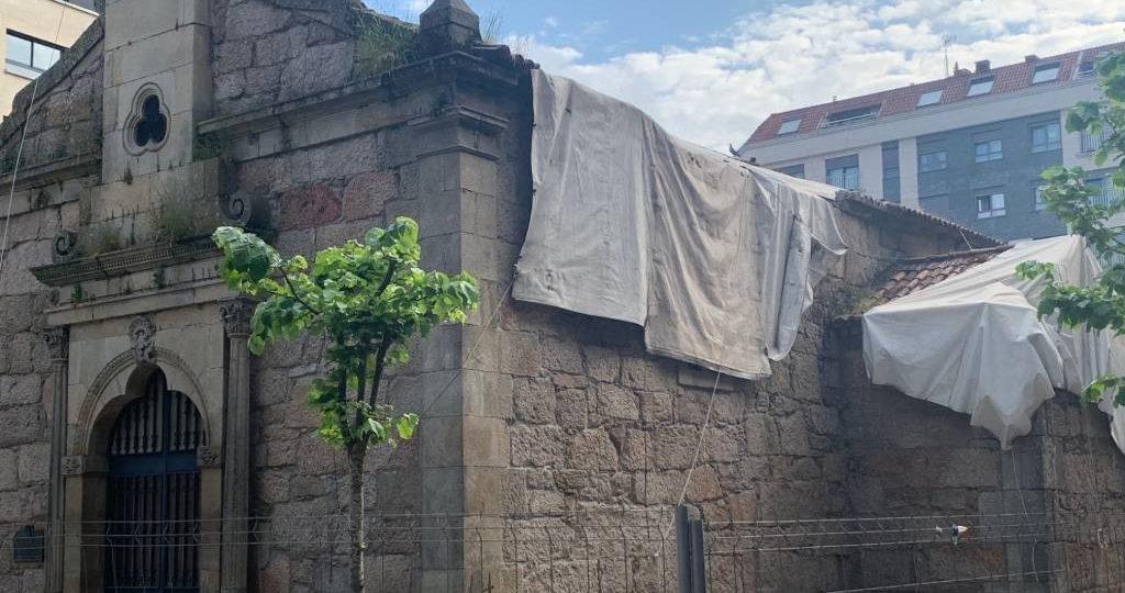 Concello do Porriño busca un acordo para arranxar o Parque do Cristo