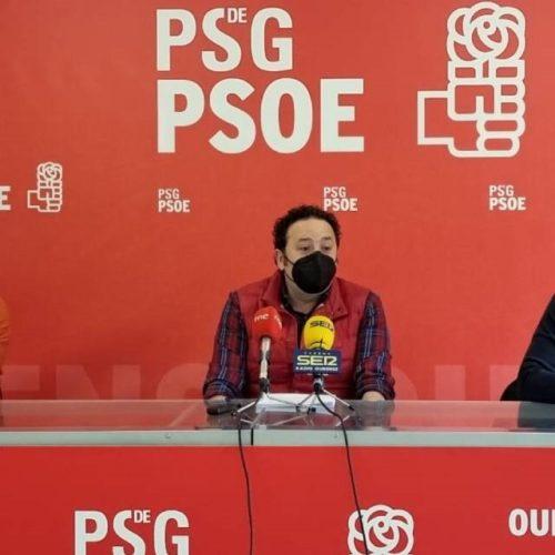 Os socialistas denuncian o reparto da Deputación de Ourense de millóns para amiguetes
