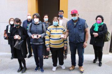 A Xunta entrega tres novas vivendas de promoción pública no Casco Vello de Ourense