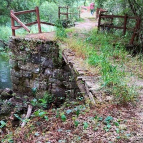 A Confederación Hidrográfica asume íntegramente a restauración da Ponte de Soutelo en Bande (Ourense)