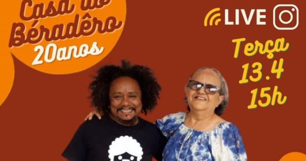 Ponte…nas Ondas! felicita ao Instituto Cultural Casa do Béradêro de Brasil polo seu 20º aniversario
