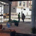 Ponteareas asina convenio para a mellora da praza de Covitea