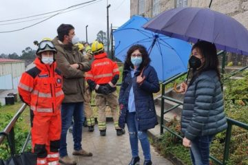 A Xunta reparará os danos do CEIP da Cruz de Budiño no Porriño