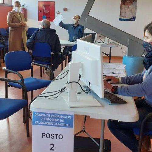 O Ministerio de Facenda envía 15.500 notificacións de Catastro á veciñanza de Salceda