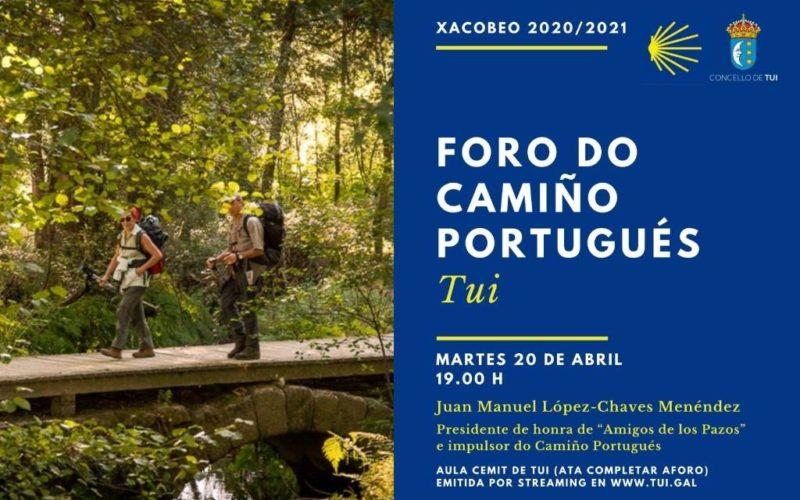 O Concello de Tui crea o Foro do Camiño Portugués