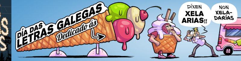 Chas Carras Chas – Letras Galegas