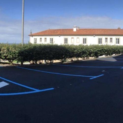 Concello da Guarda realiza unha nova pavimentación na Praza de San Bieito
