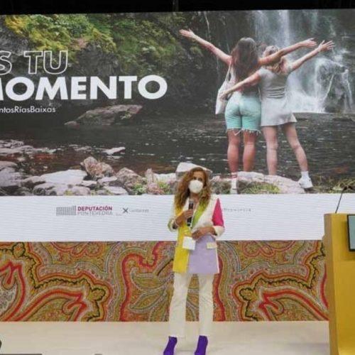 """Campaña turística """"É o Teu Momento"""" da Deputación de Pontevedra arrasa en Internet"""
