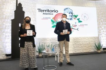 """A Coruña presenta as Xornadas Gastronómicas """"Territorio Atlántico – Centenario Dona Emilia"""""""