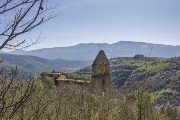 A comunidade de Pardollán (Ourense) organízase para recuperar unha das súas ermidas medievais