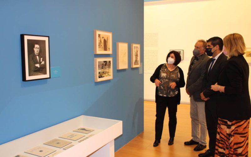 Ourense acolle a exposición 'Castelao grafista (facsímil)'